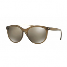 Vogue VO5134S 25305A OPAL OLIVE GREEN LIGHT BROWN MIRROR DARK GOLD napszemüveg