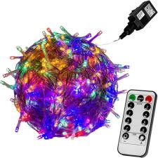 VOLTRONIC® Világító LED fényfüzér 20 m - színes 200 LED - távirányító távirányító