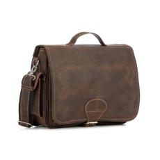 VOOC táska bőrből barna RDW14