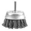 Vorel Fazékkefe csapos 75 mm csavart (06994)