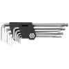 Vorel Vorel Imbusz Kulcsok 2,5 - 10 mm 9 db