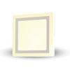 VTAC LED panel TwinLED - négyszög (22 Watt) természetes fehér