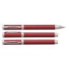 """Vuarnet Töltőtoll, M, piros tolltest, krómszínű klip, VUARNET, """"Exception"""""""