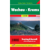 Wachau - Krems vizhatlan turistatérkép - f&b WK 071 OUP