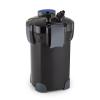 Waldbeck Clearflow 18 külső akvárium szűrő, 18 W, 3 fokozatú filter, 1000 l/óra