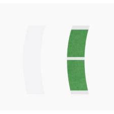 Walker Tape Easy Green Tape Mini kétoldalú paróka ragasztó, 72 db jelmez