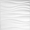 WallArt 12 db  Waves 3D falpanel GA-WA04