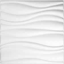 WallArt 12 db  Waves 3D falpanel GA-WA04 építőanyag