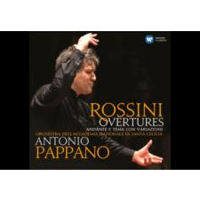Warner Classics Antonio Pappano - Rossini: Nyitányok (Cd) rock / pop