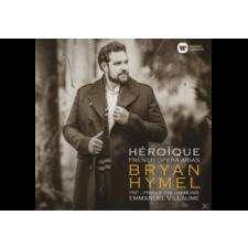 Warner Classics Bryan Hymel - Héroïque - French Opera Arias (Cd) opera