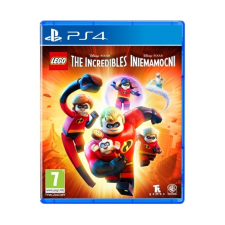 Warner LEGO The Incredibles PS4 videójáték