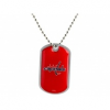 Washington Capitals függő Dog Tag