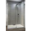 Wasserburg Feliz szögletes zuhanykabin
