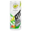 Watt koffein és vitamintartalmú alma-körte ízű szénsavas energiaital édesítőszerekkel 0,25 l