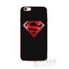 WB hátlapvédő tok Apple iPhone 5/5S/SE, Superman krómozott logó
