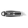 WEDO Univerzális kés, 19 mm, balkezes, WEDO, fekete