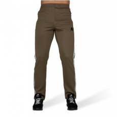 WELLINGTON TRACK PANTS - OLIVE GREEN (OLIVE GREEN) [4XL]