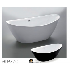 Wellis Wellis Arezzo térkád White kád, zuhanykabin