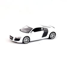 Welly Audi R8 autó, 1:24 autópálya és játékautó