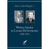 - WEÖRES SÁNDOR ÉS LOVÁSZ PÁL LEVELEZÉSE 1938-1975