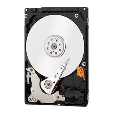 Western Digital 500GB 5400RPM 16MB SATA2 WD5000LUCT merevlemez