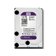 """Western Digital Purple 3.5"""" 1TB 7200rpm 64MB SATA3 WD10PURX merevlemez"""