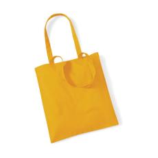 Westford Mill Bevásárló táska Westford Mill Bag for Life - Long Handles - Egy méret, Mustard
