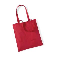 Westford Mill Bevásárló táska Westford Mill Bag for Life - Long Handles - Egy méret, Piros