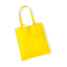 Westford Mill Bevásárló táska Westford Mill Bag for Life - Long Handles - Egy méret, Sárga