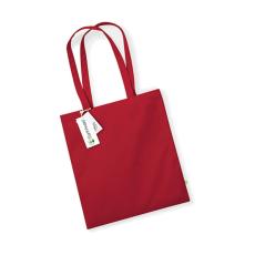 Westford Mill Bevásárló táska Westford Mill EarthAware? Organic Bag for Life - Egy méret, Piros