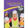 - WHEELS AND WORK - GYEREKJÁTÉK AZ ANGOL! - DVD-VEL