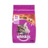 Whiskas Állateledel száraz WHISKAS macskáknak marhahússal és májjal 300g
