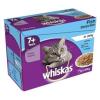 Whiskas halas válogatás aszpikban – Alutasakos eledel – Multipack (12 x 100 g) 1.2kg