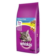 Whiskas Sterile szárazeledel ivartalanított macskáknak 1.4kg macskaeledel