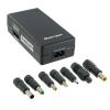 Whitenergy 15-24V, 70W univerzális hálózati tápegység, USB