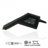 Whitenergy 18.5V/3.5A 65W autós tápegység 7.4x5.0 +tűs HP Compaq csatlakozó
