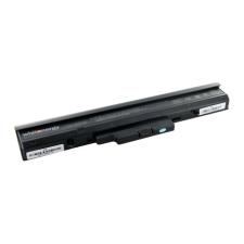 Whitenergy HP Compaq 510 14.8V Li-Ion 4400mAh notebook akkumulátor fekete hp notebook akkumulátor