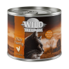 Wild Freedom 6x200g Wild Freedom Adult nedves macskatáp - Deep Forest - vad & csirke