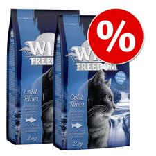 Wild Freedom macska szárazeledel gazdaságos csomag (3x2kg) - Wild Hills - kacsa macskaeledel