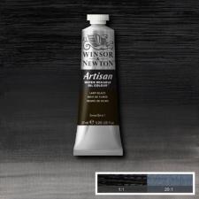 Winsor&Newton Artisan vizes olajfesték, 37 ml - 337, lamp black hobbifesték