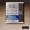 Winsor&Newton Cotman 1/2 szilkés akvarellfesték - 609, sepia