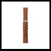 Withings bőr óraszíj - barna (Steel HR 40mm, Stell HR Sport, Scanwatch 42mm)