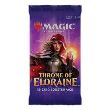 Wizards of the Coast Magic The Gathering: Throne of Eldraine - Booster Pack - /EV/ társasjáték