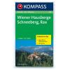 WK 228 - Wiener Hausberge (2-K-Set) turistatérkép - KOMPASS