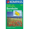 WK 236 - Bornholm turistatérkép - KOMPASS