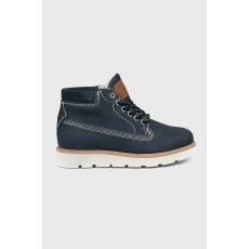 Wojas - Magasszárú cipő - sötétkék - 1414039-sötétkék