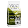 Wolf of Wilderness 1kg Wolf of Wilderness 'Soft - Green Fields' - bárány száraz kutyatáp