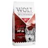 Wolf of Wilderness 2x12kg Wolf of Wilderness 'Soft - High Valley' - marha száraz kutyatáp