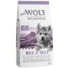 Wolf of Wilderness 5 kg Little Wolf of Wilderness Junior - Wild Hills - kacsa száraz kutyatáp