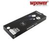 WOPOW LB103 Micro-USB kábel 1.0m, fekete